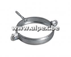 Collier pour tuyaux de decharge M8 D25