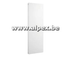 Radiateur face lisse 180 x 60 x 10.4 cm.  1833 W
