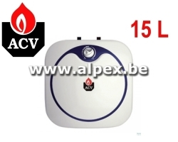 Chauffe-eau électrique sous évier ACV 15L