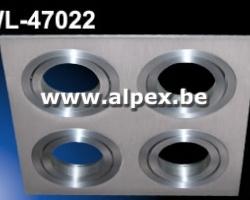 Support spot led ALB22