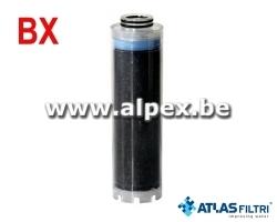 Cartouche charbon actif  CHA 10 BX