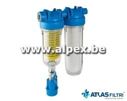 ATLAS Filtre HYDRA RAINMASTER DUO complet