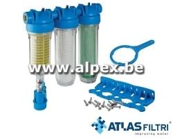 ATLAS Filtre HYDRA RAINMASTER TRIO complet