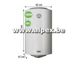 Boiler électrique ISEA 100 L  1500W