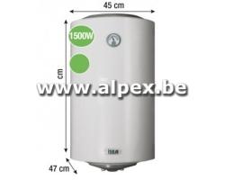 Boiler électrique ISEA 150 L  1500W