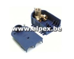 Boîte à Encastrer double COMAP 1/2F x 3/4 EK