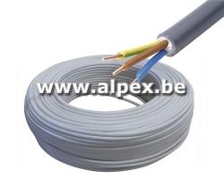 Câble XVB 3G2.5mm 100 Mètre