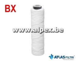 "Cartouche jetable coton 10"" BX"