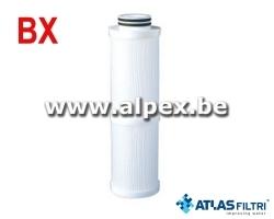 """Cartouche lavable senior 50µ 10"""" BX"""
