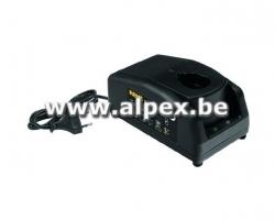 Chargeur rapide Li-Ion/Ni-Cd 230 V