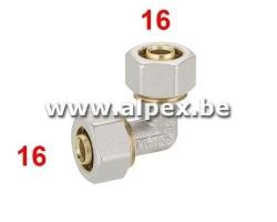 Coude Alpex 16x16