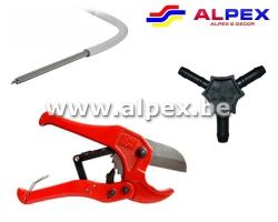 Kit outillage pour  Alpex Multiskin.