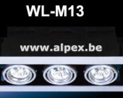 Support spot led M13