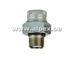 Raccord isolant dielectrique  3/4MF