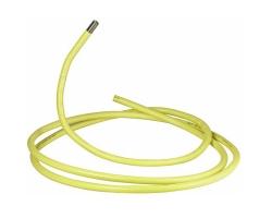 Flexible inox GAZ  DN15   1 m