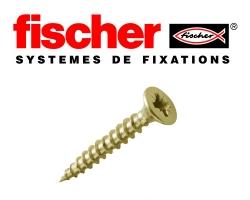 Vis FISCHER  3,5x30mm  PZ2  100 pcs