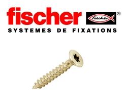 Vis FISCHER  3,5x30mm  TX2  100 pcs