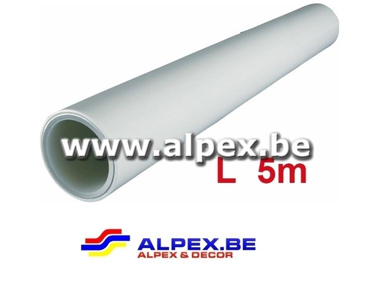 Tuyau Alpex nu barres 5m 32 x 3.0