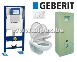 GEBERIT WC PACK Complet