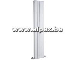 Radiateur aluminium  1800 x 320  1195 W