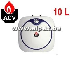 Chauffe-eau électrique sous évier ACV 10L