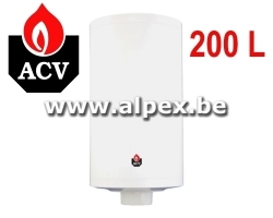 ACV BOILER ELEC BL MV 200 L