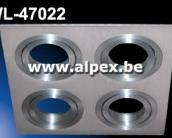 Support spot led ALB22