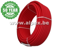 Alpex Gainé 16x2.0 Rouge 50 M