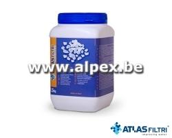 ATLAS filtre Polyphosphate 1.5 kg