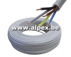 Câble XVB 5G6mm 100 Mètre