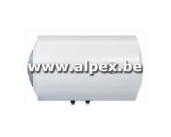 Boiler électrique à résistance thermoplongée horizontal 100 L
