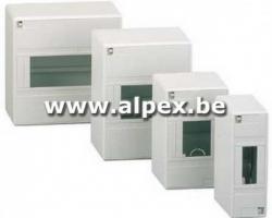 coffret electrique   4 modules