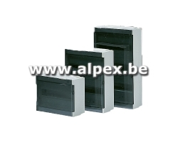 coffret electrique 24 modules