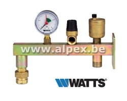 consoles vase d expansion WATTS