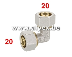 Coude Alpex 20 x 20