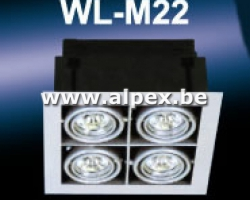 Support spot led M22