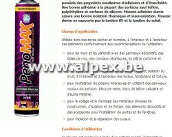 Penomax Colle de montage