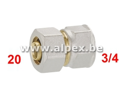 Raccord Femelle Alpex 20 x 3/4F