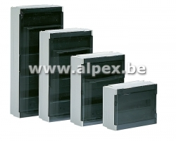 coffret electrique VYNCKIER 18 modules