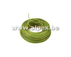 VOB 2,5mm² 100m Jaune Vert