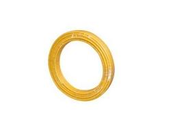Tube  cuivre isolé jaune rouleau 25M  diamètre 15